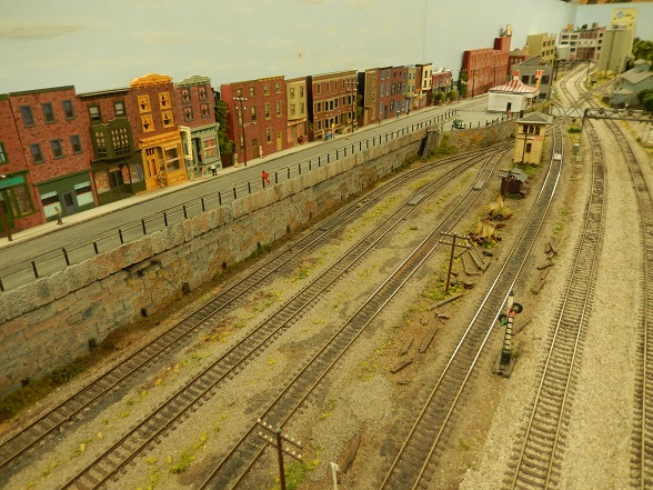 12th Street Yard layout