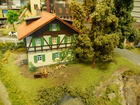 Little Austria layout